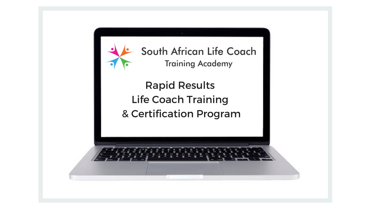 Sales Rapid Results Life Coach Training South African Life Coach